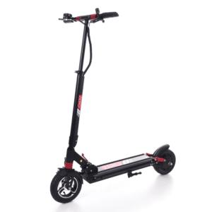 FalconPEV Zero 8 electric scooter unfolded