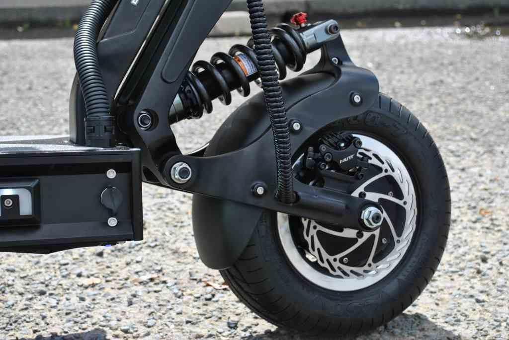 Dualtron X front brakes