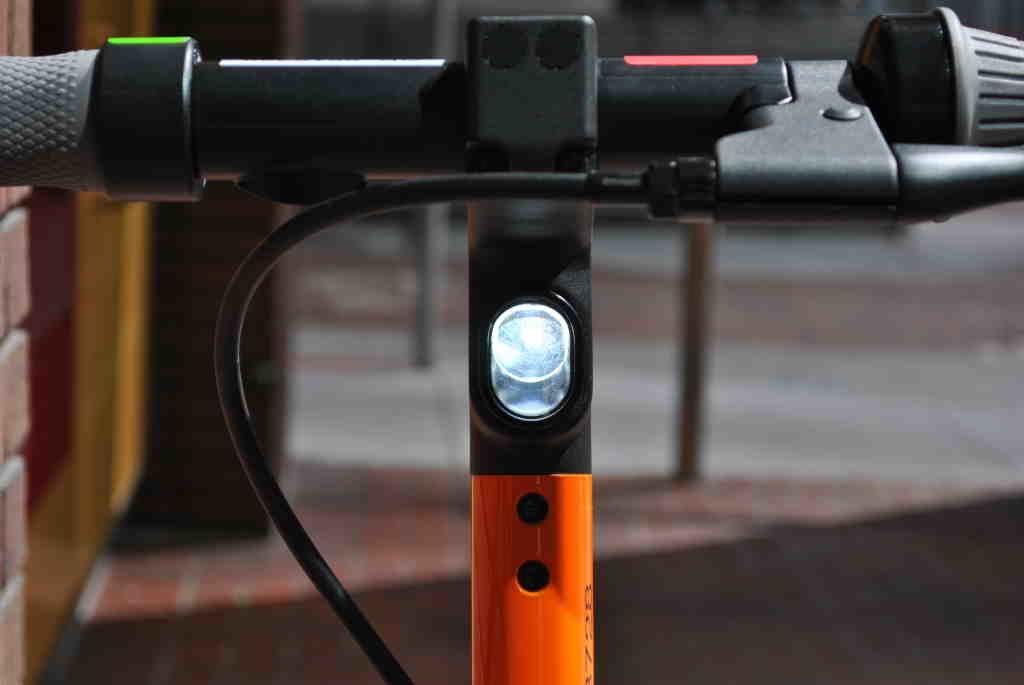 Segway Ninebot Max front light