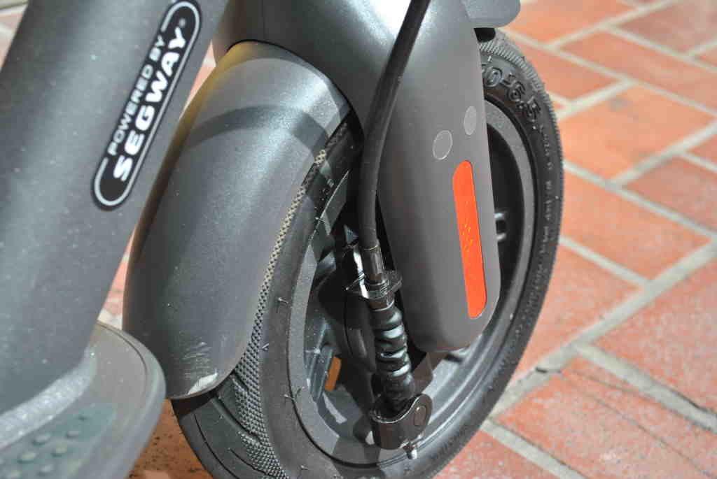 Ninebot Max front drum brake